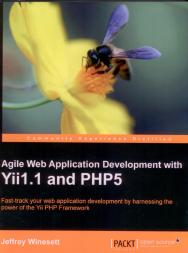 Yii 1.1 and PHP5